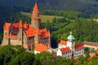 Který hrad/zámek je na obrázku č.1? (náhled)
