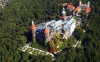 Který hrad/zámek vidíte na obrázku č.13? (náhled)