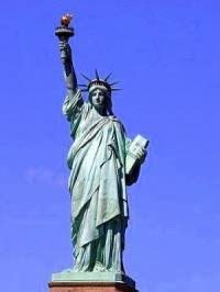 Jaký název má socha na obrázku č.1? (náhled)