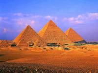 Jsou na obrázku č.1 pyramidy v Gize? (náhled)