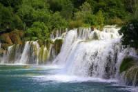 Ve kterém národním parku jsou Skradinské vodopády na obrázku č.10? (náhled)