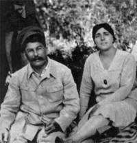 Jak se jmenovala první Stalinova žena? (náhled)