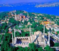 Které turecké historické město je na fotografii? (náhled)