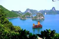 Unikátní přírodní oblast na fotografii č.10 je nejen zapsána na seznamu UNESCO, ale celosvětovým hlasováním byla zvolena za jeden ze sedmi přírodních divů světa. Má název: (náhled)