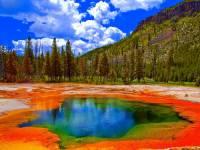 Z kterého národního parku zapsaného na seznamu UNESCO je obrázek č.2? (náhled)