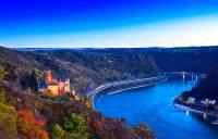 Údolí jaké řeky, které je zapsáno na seznamu UNESCO, je na  obrázku č.4? (náhled)