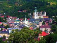 Na seznamu světového dědictví UNESCO je i několik slovenských měst. Které slovenské historické město je na obrázku? (náhled)