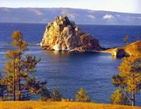 Které jezero zapsané na seznamu UNESCO je na obrázku č.2? (náhled)