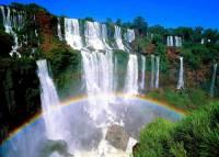Jaké vodopády zapsané na seznamu UNESCO vidíte na fotografii č.4? (náhled)