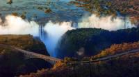 Jaké vodopády zapsané na seznamu UNESCO vidíte na fotografii č.1? (náhled)