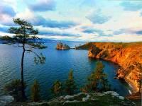 Které jezero zapsané na seznamu UNESCO je na fotografii č.4? (náhled)