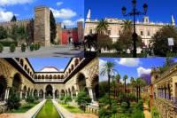 Ve kterém španělském městě mohou turisté navštívit památky UNESCO na fotografii č.10? (náhled)