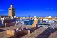 Mezi památky UNESCO bylo zařazeno i několik arabských měst. Které arabské historické město je na obrázku? (náhled)