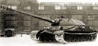 Jaký tank je zaparkovaný na tomto obrázku? (náhled)