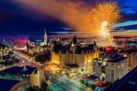 Na fotografii č.10 je kanadské město: (náhled)
