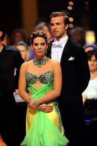 Na fotografii č.15 vidíte taneční pár: (náhled)