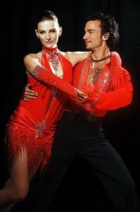Na obrázku č.25 je taneční pár: (náhled)