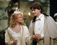 """Jsou na obrázku č.14 princezna Lolinka a princ Rosulus z pohádky """"Lolinka a kníráč""""? (náhled)"""