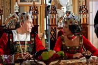 """Jsou na fotografii č.15 král Jan s královnou Rozálií z filmové pohádky """"Rubínové království""""? (náhled)"""