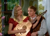 "Je na fotografii č.1 princezna Krasomila s králem Miroslavem z filmové pohádky ""Pyšná princezna""? (náhled)"