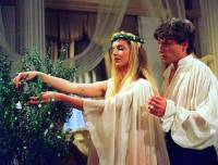 """Jsou na obrázku č.16 víla Jasmína a princ Jan z pohádky """"Královny kouzelného lesa""""? (náhled)"""
