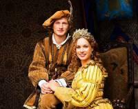 """Je na obrázku č.4 princ Jiří se svojí vyvolenou Johankou z filmové pohádky """"Johančino tajemství""""? (náhled)"""