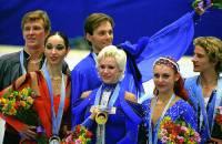 Jak se jmenují medailisté na obrázku č.25? - zleva: (náhled)