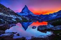 Jak se jmenuje hora na fotografii č.7? (náhled)