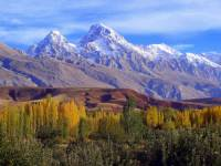 Jak se jmenuje pohoří na obrázku č.15? (náhled)