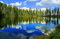 Které šumavské jezero vidíte na obrázku č.9? (náhled)
