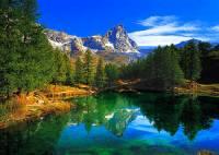 Jezero v přední části fotografie č.10 se jmenuje: (náhled)
