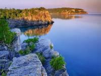 Jezero na obrázku č.13 se jmenuje: (náhled)