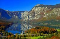 Na fotografii č.2 je jezero: (náhled)