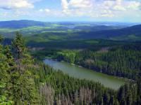Které šumavské jezero vidíte na obrázku č.5? (náhled)