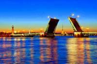 Jak se jmenuje řeka na fotografii č.8, nad jejíž hladinou se otevírají mosty? (náhled)