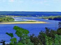 Řeka na obrázku č.9 se jmenuje: (náhled)