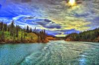 Jak se jmenuje řeka na obrázku č.6? (náhled)