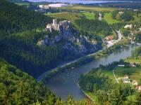 Kterou řeku vidíte na obrázku č.9? (náhled)
