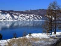 Která ze sibiřských řek je na obrázku č.4? (náhled)