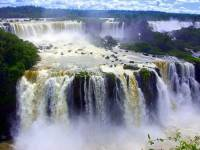 Řeka s vodopády na obrázku č.3 se jmenuje: (náhled)