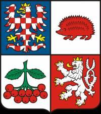 Znak kterého kraje je na obrázku č. 3? (náhled)