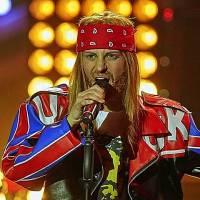 Jak se jmenuje zpěvák ze skupiny Guns N´ Roses na obrázku č.12? (náhled)