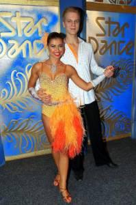 Jaký taneční pár je na obrázku č.2? (náhled)