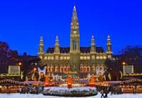 Fotografie č.4 je z vánočních trhů ve městě: (náhled)