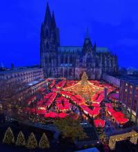 Vánoční trhy na obrázku č.13 se pořádají ve městě: (náhled)