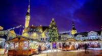 V jakém městě se pořádají vánoční trhy na fotografii č.14? (náhled)