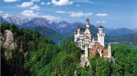 Kdy byl postaven zámek Neuschwanstein? (náhled)