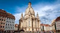 Jak se nazývá nejznámější kostel v Drážďanech? (náhled)