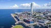Která město je nachází nedaleko od Kodaně a de facto sní tvoří souměstí? (náhled)