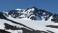 Jakou nadmořskou výšku má Nejvyšší bod Švédska, který se nazývá Kebnekaise? (náhled)